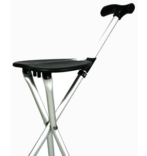 Bastón silla para paseo y senderismo