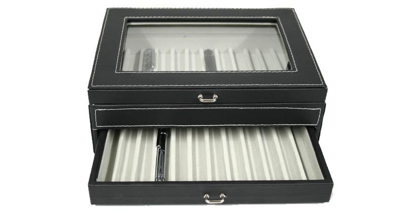Caja para plumas bolígrafos  24 unidades - comprar online precio 39€ euros