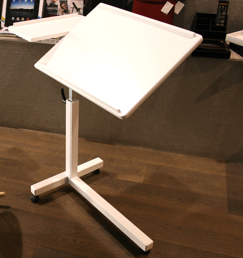 Mesa atril - Comprar online Precio 359€- Con ruedas y altura regulable