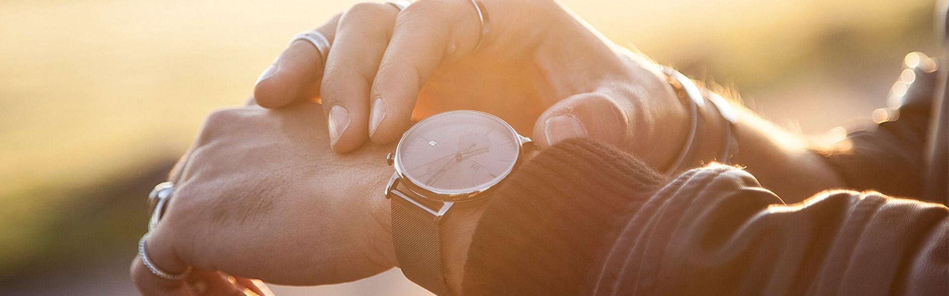 Toda la relojería