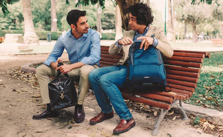 Mochilas para hombre de vestir, ejecutivas y de moda 2019