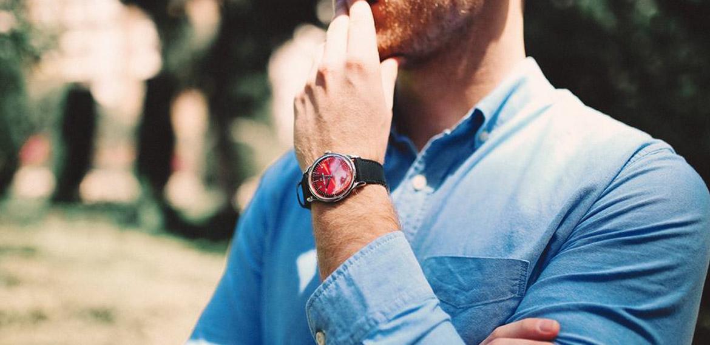 Relojes hombre de pulsera y de bolsillo 2020