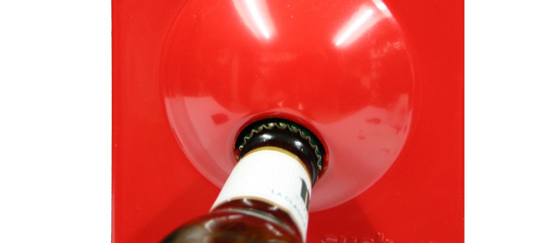 Abridor de botellas con imán - comprar online precio 25€ euros