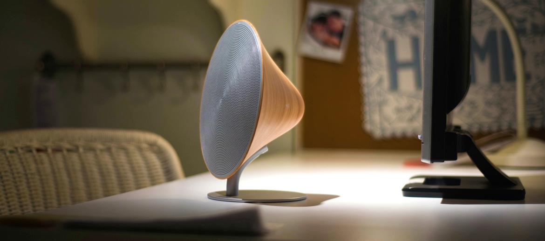 Altavoz bluetooth decorativo para despacho o casa - comprar online 149€ euros
