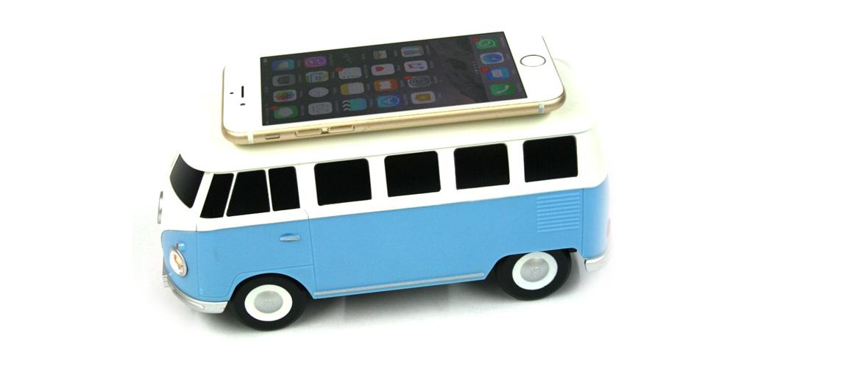 Altavoz bluetooth  para móvil furgoneta Volkswagen- comprar online precio 64€ euros