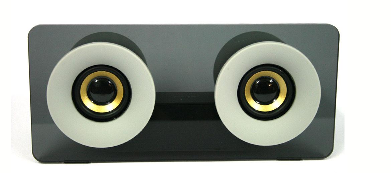 Altavoz estéreo por bluetooth compatible con todos los dispositivos de Audio - comprar online precio 45€ euros