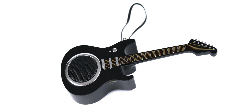 Altavoz guitarra para los ¡aficionados a la música! - comprar online precio 34€ euros