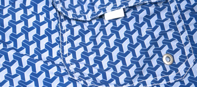 Bañador con dibujo geométrico para el verano - comprar online precio 59€ euros