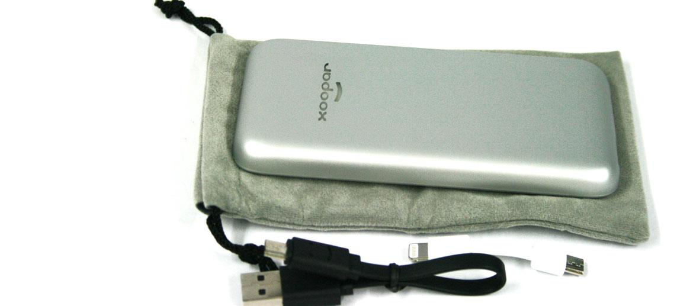 Batería externa para acoplarla al móvil - comprar online precio 52€ euros