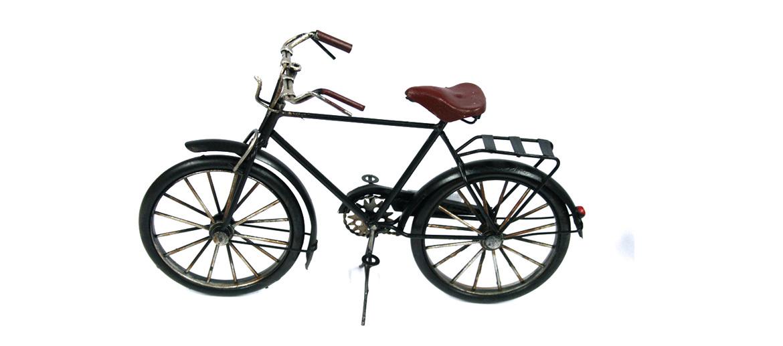 Bicicleta decorativa para tu casa nueva - comprar online precio 25€ euros