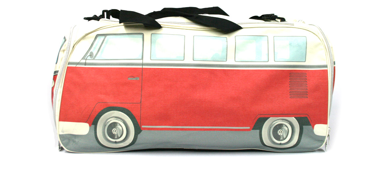 Bolsa de deporte o viaje con forma de camioneta Volkswagen - comprar online precio 110€ euros