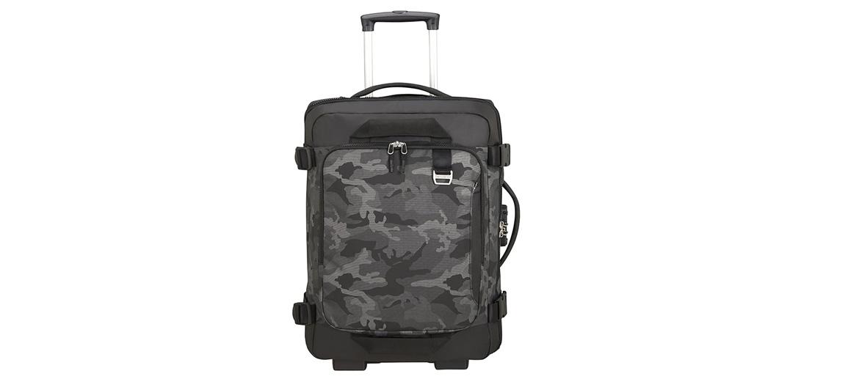 Bolsa de viaje con ruedas para tus viajes de aventura marca Samsonite - comprar online precio 160€ euros