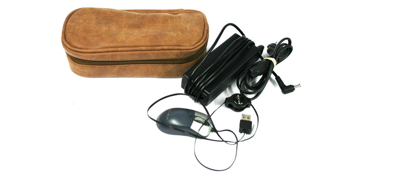 Bolsa porta cables para el portátil - comprar online precio 18€ euros