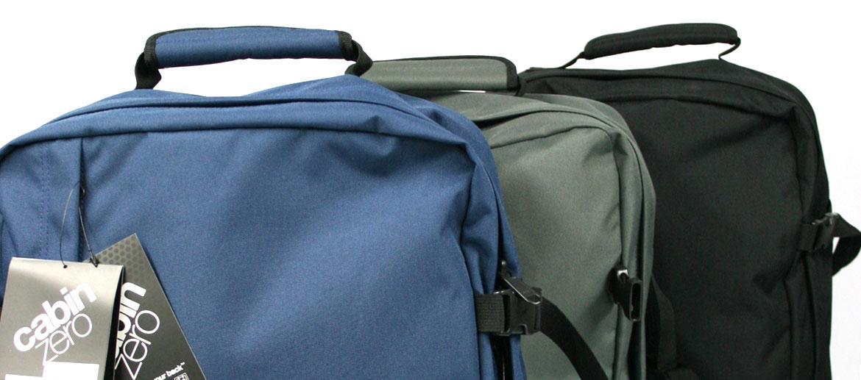 Bolsa mochila hombre para viaje de lona impermeable con sistema Okoban - Comprar online precio 69€ euros
