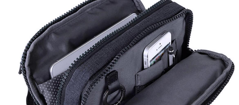Bolso bandolera porta Ipad mini marca Nava - comprar online precio 55€ euros