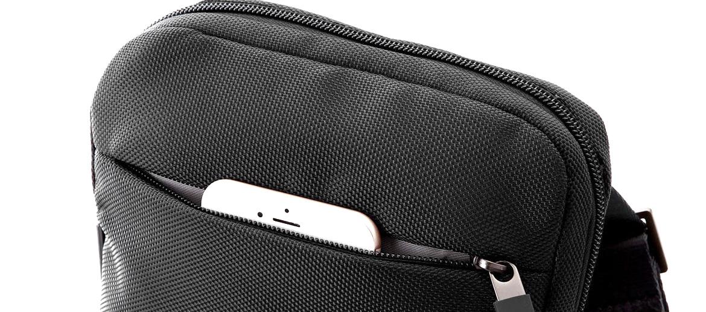 Bolso bandolera porta Ipad mini marca Nava Design - comprar online precio 35€ euros
