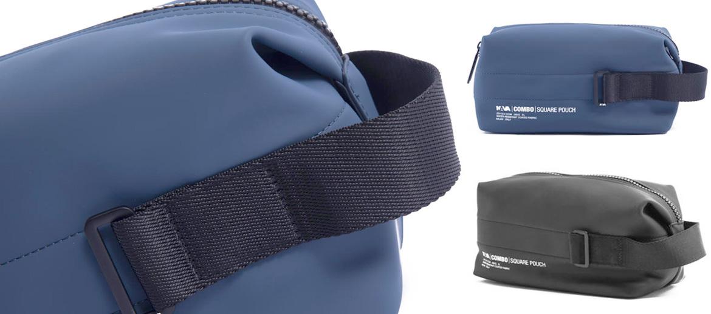 Bolso de mano porta todo con asa marca Nava Design - comprar online precio 39€ euros