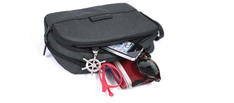Bolso de mano porta todo para tus enseres personales - comprar online 21€ euros