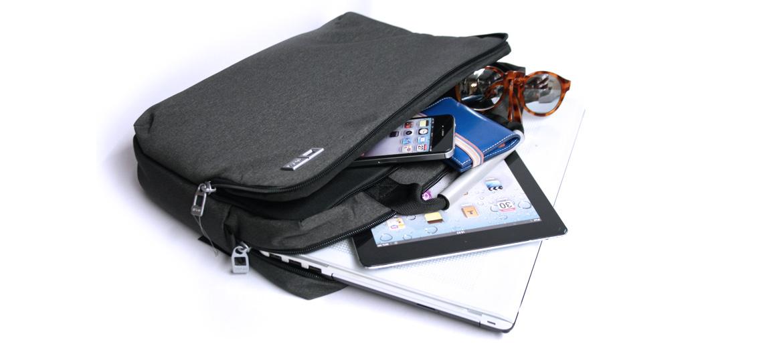 Cartera de mano porta documentos para portátil de 13 pulgadas - comprar online precio 69€ euros