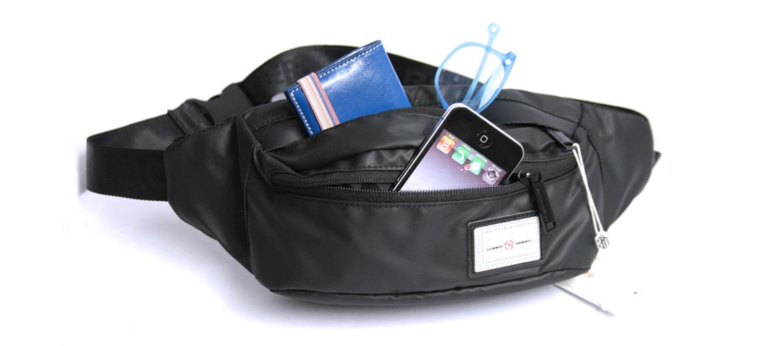 Bolso riñonera para viaje porta todo - comprar online precio 28€ euros