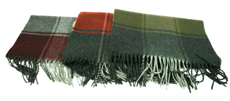 Bufanda calentita para el ¡frío! de cuadros - comprar online precio 40€ euros