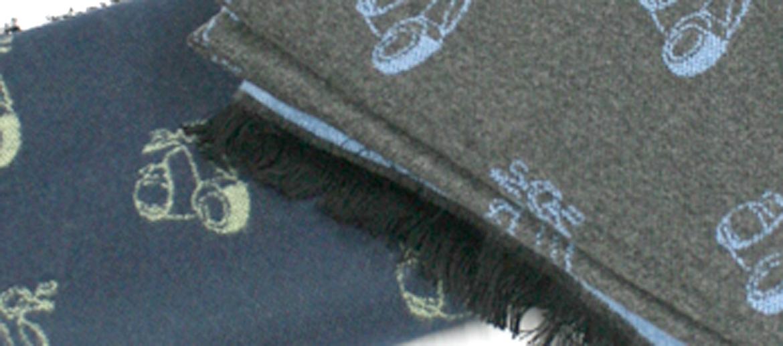 Bufanda para los aficionados a las moto Vespa - Solohombre