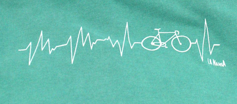 Camiseta alegre y divertida para el verano para los aficionados a las bicicletas - comprar online precio 25€ euros