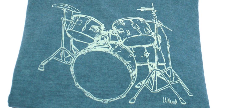 Camiseta para el verano para los amantes de la música - comprar online precio 25€ euros