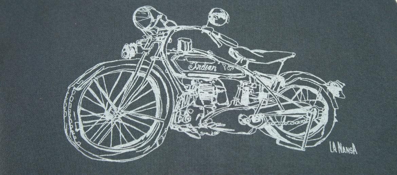 Camiseta sudadera para los aficionados a las motos - comprar online precio 49€ euros