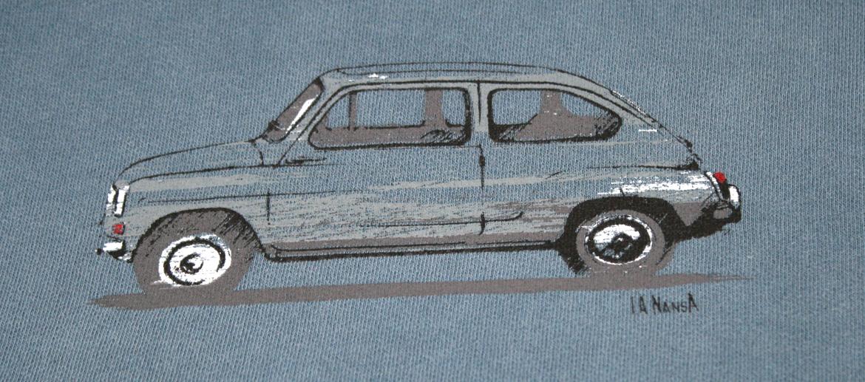 Camiseta sudadera para los aficionados a los coches - Solohombre