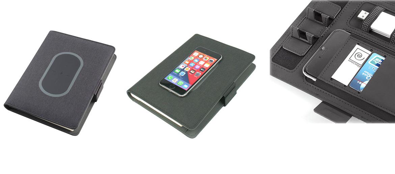 Carpeta portafolios con cargador para el móvil DIN 5 - comprar online precio 75€ euros
