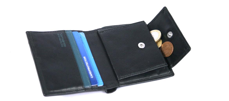 Cartera billetero con monedero pequeña marca Samsonite - comprar online precio 49€ euros
