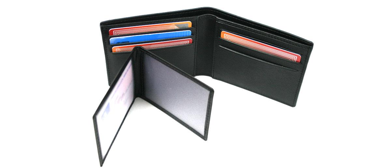 Cartera billetero tarjetero con compartimento extraíble marca El Potro -  comprar online precio 59€ euros