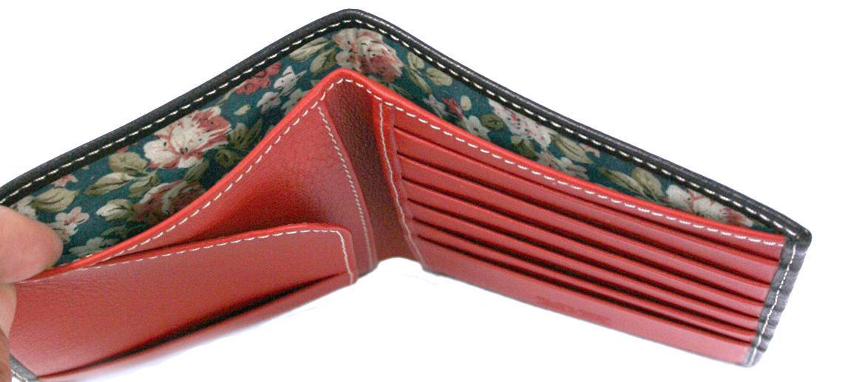 Cartera hombre de piel billetera grande - Comprar Precio 48€ euros