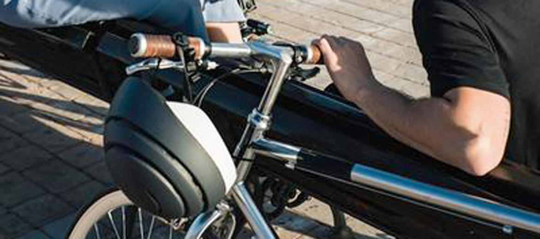 Casco plegable Helmet Loop para bicicleta o patinete color Pearl marca Closca - comprar online precio 70€ euros