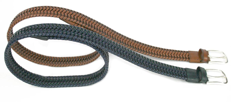 Cinturón elástico trenzado marca Solohombre - comprar online precio 55€ euros
