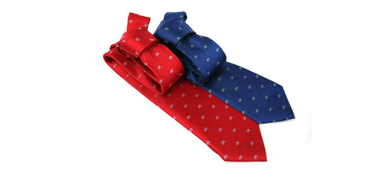 Corbata de seda natural con motivo de bicicletas - comprar online precio 39€ euros