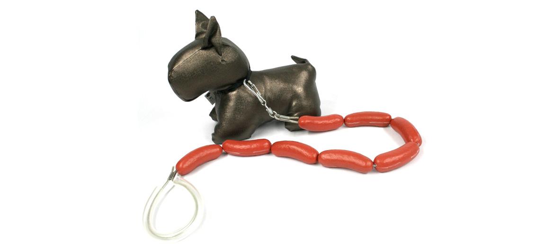 Correa de salchichas para tu mascota - comprar online precio 20€ euros