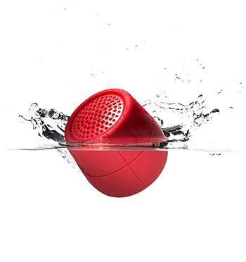 Altavoz Bluetooth flotante resistente al agua ¡Genial! - comprar online precio 40€ euros