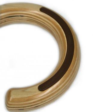 Bastón que nunca se cae, flexible y antideslizante