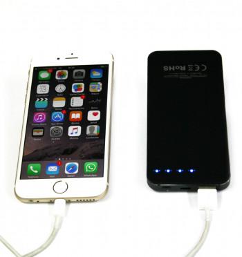 Batería externa para el móvil muy delgada tamaño bolsillo - comprar online precio 30€ euros