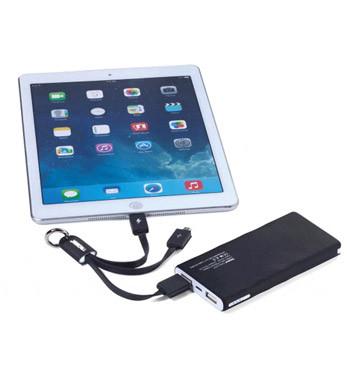 Batería externa para tableta con luz de lectura - comprar online precio 49€ euros