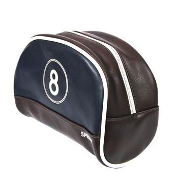 Bolsa de aseo neceser para deporte o viaje color marrón - comprar online precio 22€ euros
