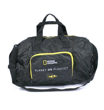 Bolsa plegable de viaje marca National Geographic - comprar online precio 20€ euros