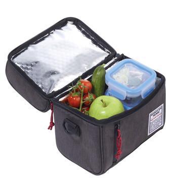 Bolsa térmica para transportar la comida a la oficina - comprar online precio 39€ euros