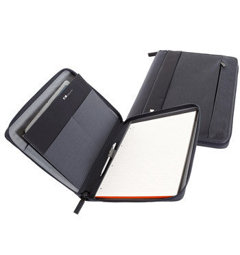 Carpeta Portafolios Din A4 porta Ipad o tableta marca Nava de Nylon - comprar online precio 59€ euros