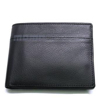 Cartera de piel con billetera, tarjetero y monedero marca Momodesign - comprar online precio 62€ euros