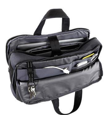 Cartera dos asas convertible en mochila marca Nava - comprar online precio 135€ euros
