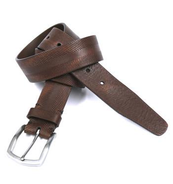 Cinturón de sport de piel flexible marca Solohombre - comprar online precio 55€ euros