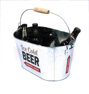 Cubitera para mantener fríos tus cervezas y refrescos - comprar online precio 20€ euros